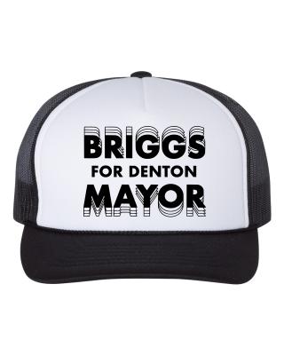 Briggs for Mayor Hat