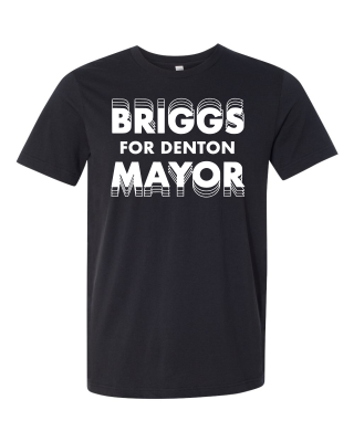 Briggs for Mayor Tee