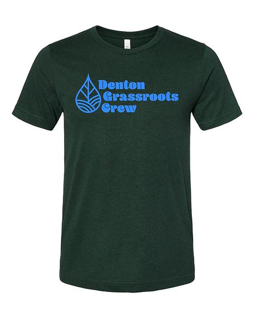 Denton Grassroots Crew Tee