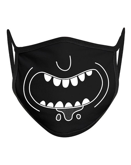 Rick Mouth Face Mask