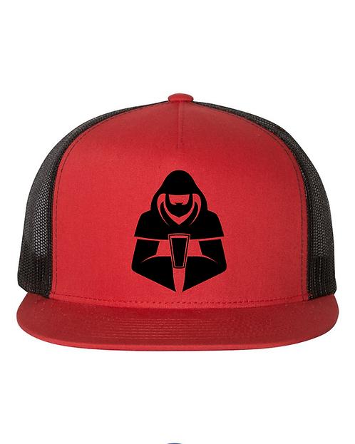 Bearded Monk Hat