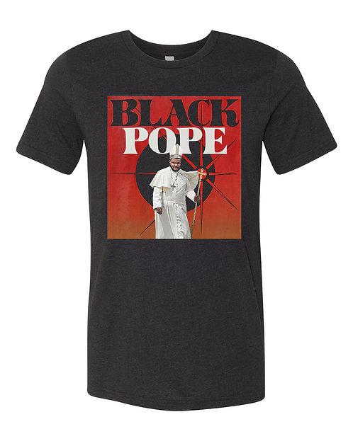 Black Pope Tee