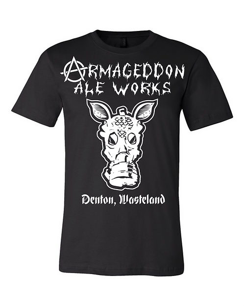 Armageddon Ale Works Tee
