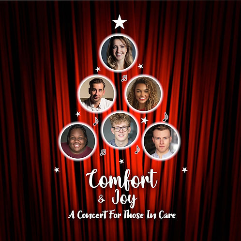 Comfort & Joy Christmas 2020 DVD