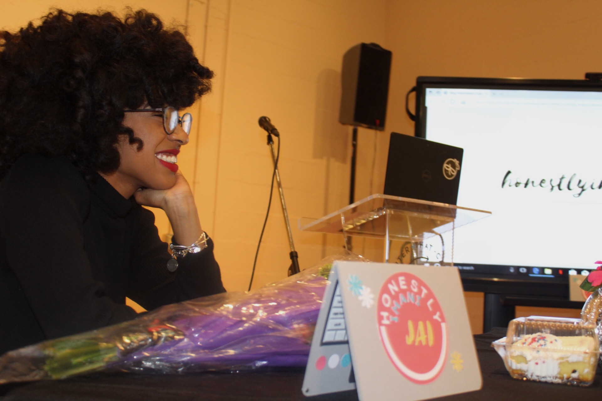 Honestly Imani Jai Blog Event