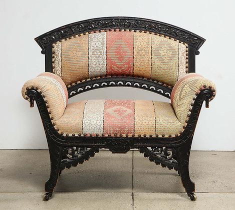 (#2024) English Aesthetic Movement Arm Chair