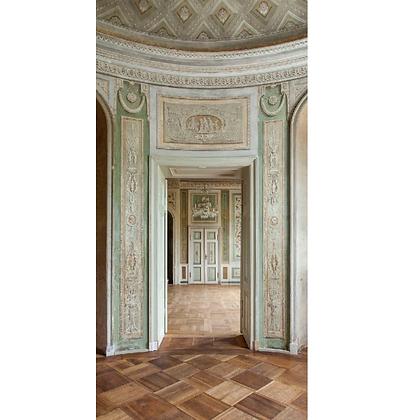 "(#1478) ""Palais Lichtenau Enfilade II..."" Celia Rogge"