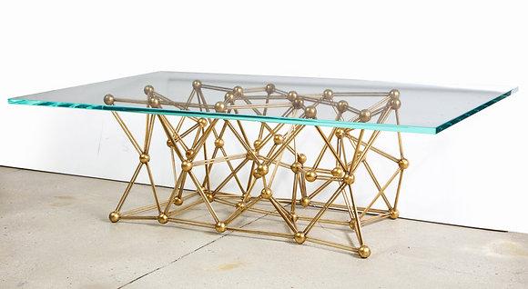 "(#1715) ""Atomic"" Coffee Table"