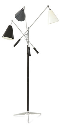 (#1640) Angelo Lelli Triennial Floor Lamp