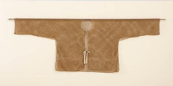 (#1968) 19th Century Chinese Bamboo Jacket