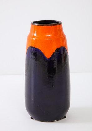 (#1067) Scheurich Keramik Ceramic Glazed Vase