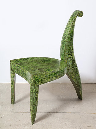 "(#1662) ""Cobra Chair by Alasdair Cooke"