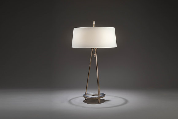 (#1882) Pyramid Lamp 2 by Studio Greytak