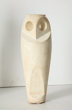 (#1627) Untitled Owl, by Constantin Antonovici