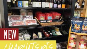NEW Self-Serve Cooler For Wine & Wine Friendly Snacks