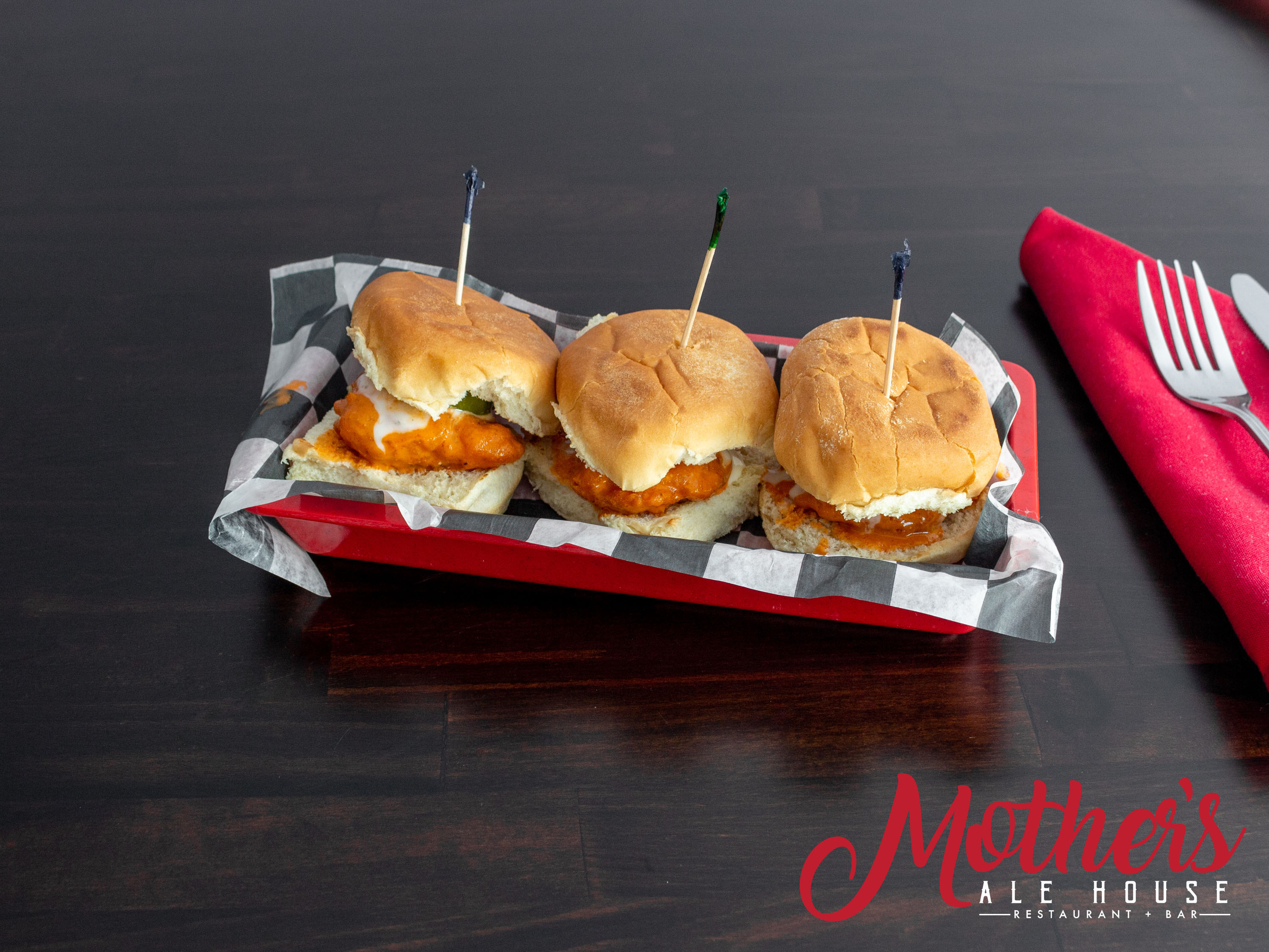 Mother'sAleHouse_BuffaloChickenSliders M