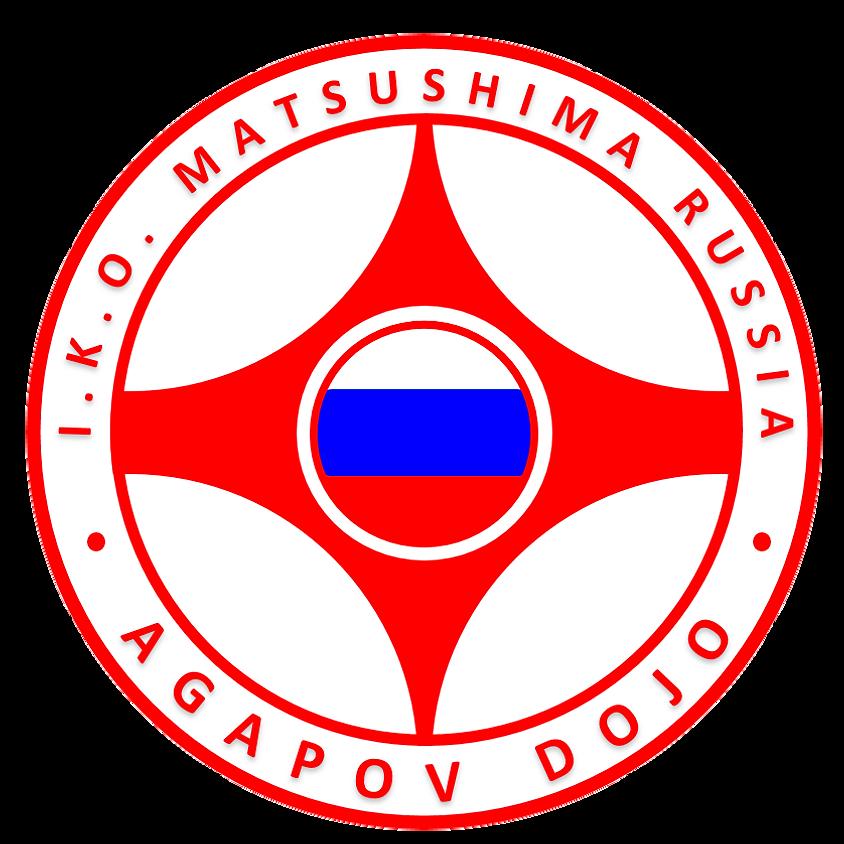 Открытый межрегиональный турнир по Кёкусин Каратэ «Кубок Мацушимы – 2020» (от 8 лет)