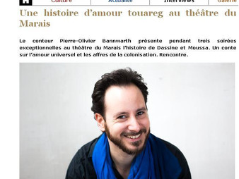 Interview pour Lemagazine.info