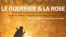Le Guerrier & la rose au Théâtre du Marais