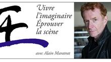 """Stage """"Vivre l'imaginaire, éprouver la scène"""""""