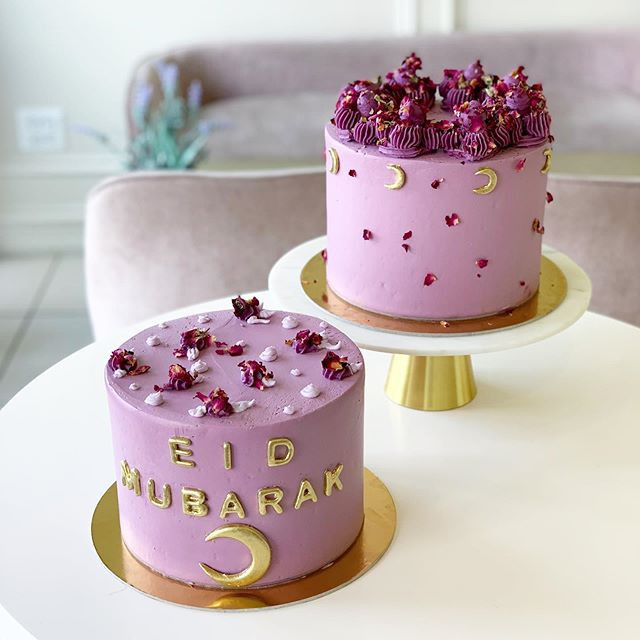 Our Eid Occasion Cake collection ✨🌙 The