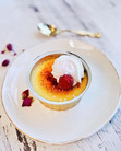 Who isn't dreaming of crème brûlée?! One