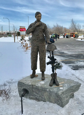 Women Veterans of Idaho Memorial