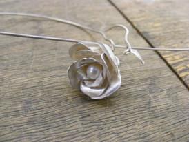 Rose Earring