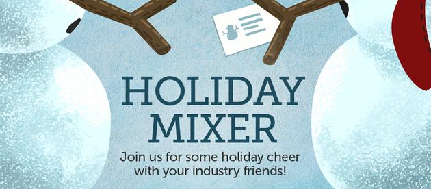 'Tis the season for a mixer