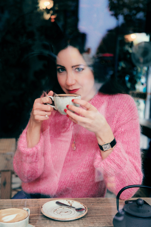 Coffee Shop Portrait