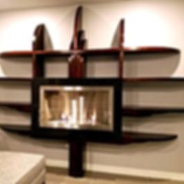 Dixon Fireplace