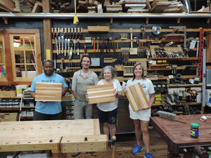 Calling All Beginning Woodworkers...