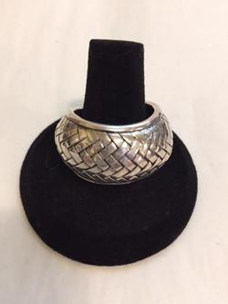 Woven Silver