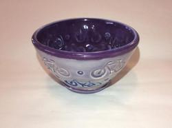 Purple Bike Bowl