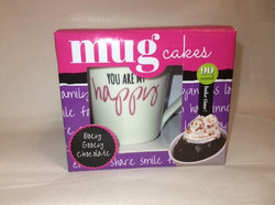 Cake Mug with mix