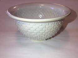 White Spike Bowl
