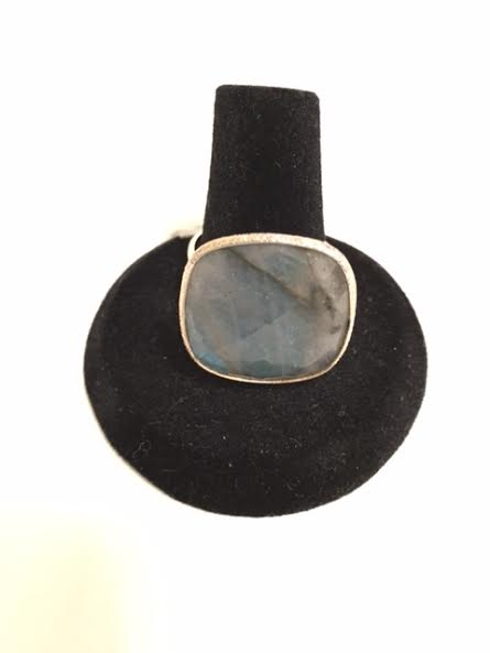 Large Square Labradorite