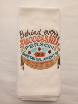 Behind Every Embroidered Towel