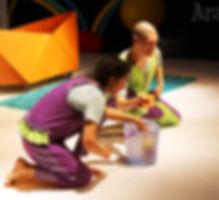 Teatro primera infancia