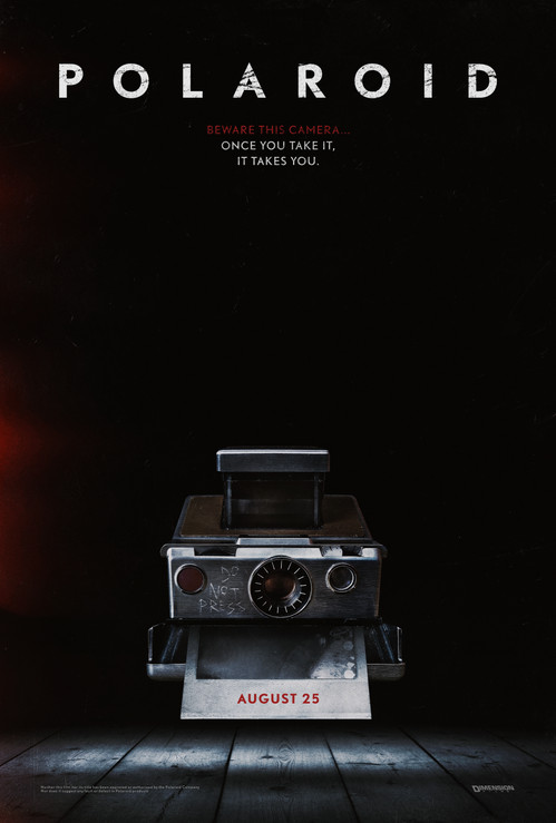 """Say Cheese and Die! Check out the first trailer for Dimension Films' """"Polaroid"""""""