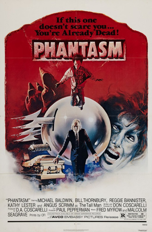 "The Tall Man Lives On: Remastered ""Phantasm"" Collection Coming from Well Go USA"
