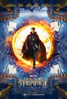 First Look at Doctor Strange: Marvel Studios and IMAX Offer Free 15-Minute Sneak Peek