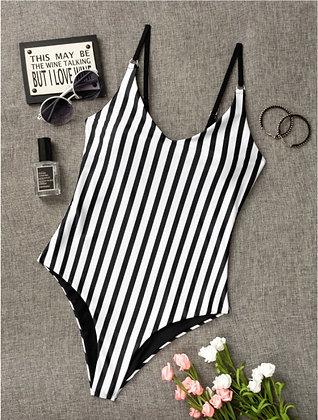 Strappy stripes