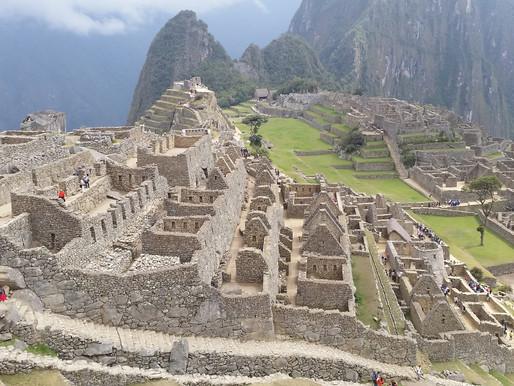 Ziplining to the Machu Pichu on the Inca Jungle Trail – Peru