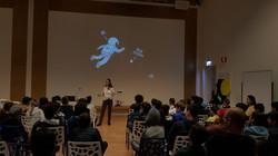 הרצאה באסטרונומיה