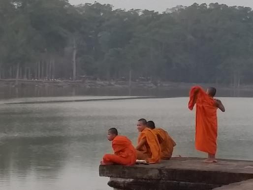Eight days in Cambodia