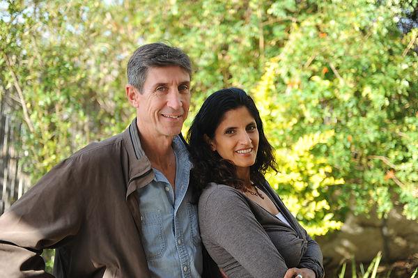 Glenn and Orit Cohen
