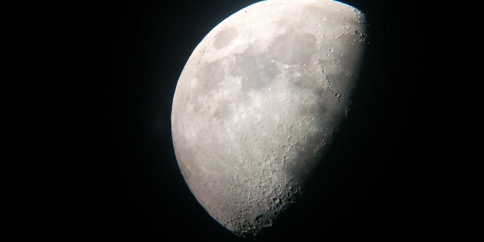 הרשמה לפעילויות קיץ לילדים: 6/07 אדם על הירח