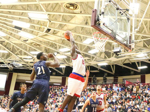 Zion Williamson puts on a show in prime time