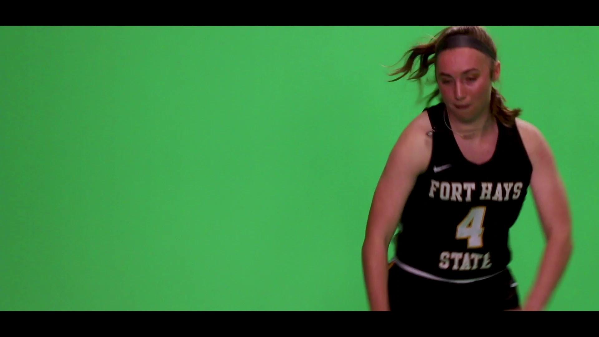 Fort Hays State Basketball Media Day Edi